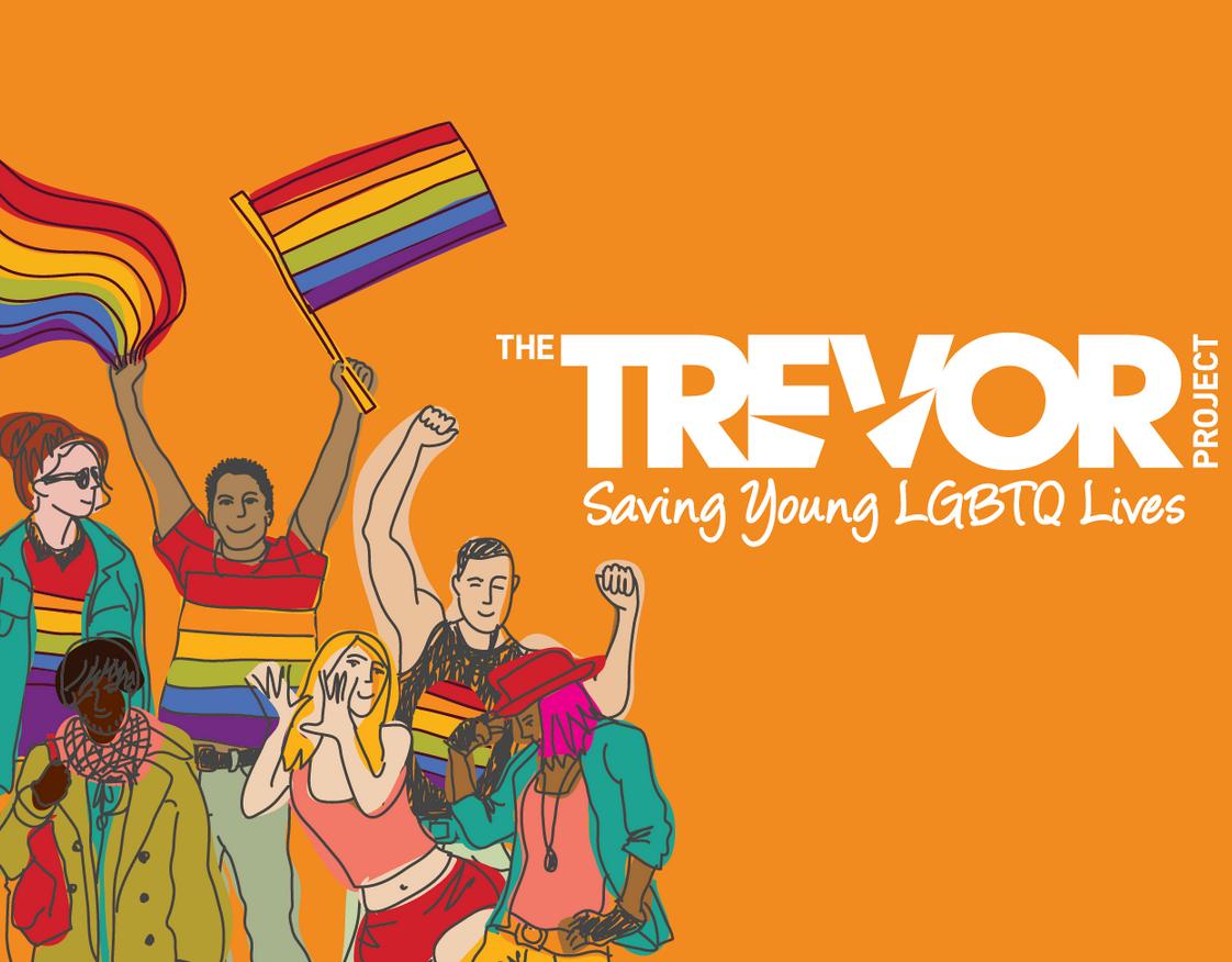 The Trevor Project, Saving Young LGBTQ Lives The Trevor Project, Saving Young LGBTQ Lives Vanity Teen 虚荣青年 Menswear & new faces magazine