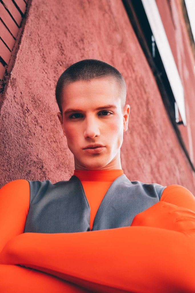 Spaceman by Victor Supertramp Spaceman by Victor Supertramp Vanity Teen 虚荣青年 Menswear & new faces magazine