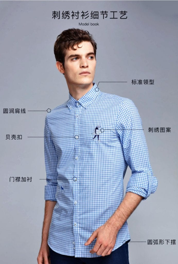 William de Hass: model