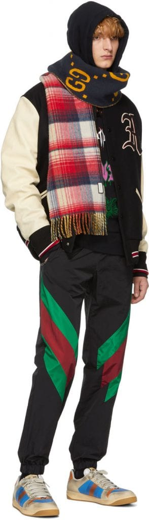 Like a Bomb: Gucci Patch Bomber Jacket Like a Bomb: Gucci Patch Bomber Jacket Vanity Teen 虚荣青年 Menswear & new faces magazine