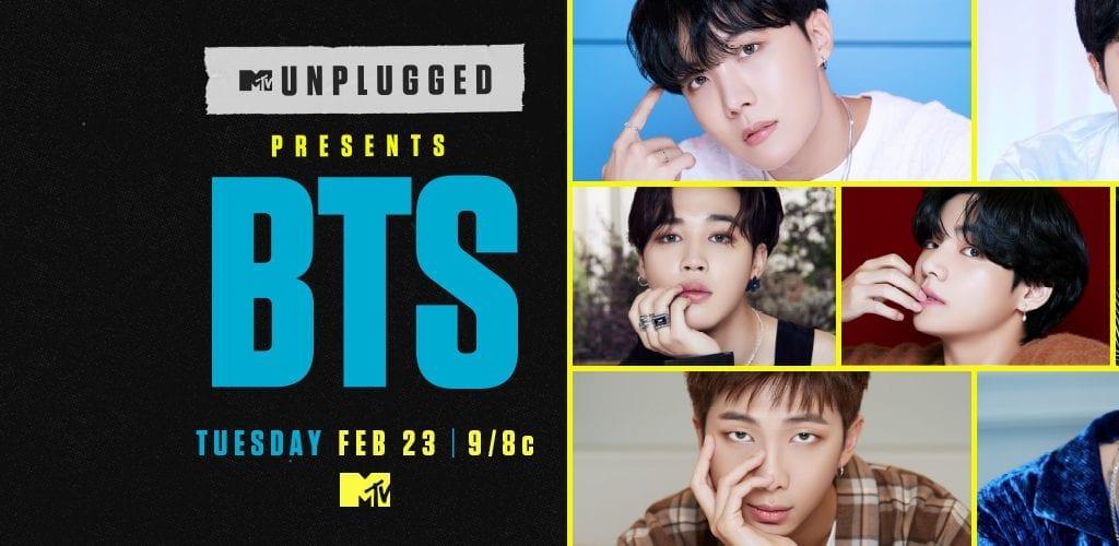 BTS 'MTV Unplugged' Special: February 23 BTS 'MTV Unplugged' Special: February 23 Vanity Teen 虚荣青年 Menswear & new faces magazine