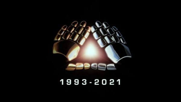 Daft Punk Split Up (1993-2021) Daft Punk Split Up (1993-2021) Vanity Teen 虚荣青年 Menswear & new faces magazine