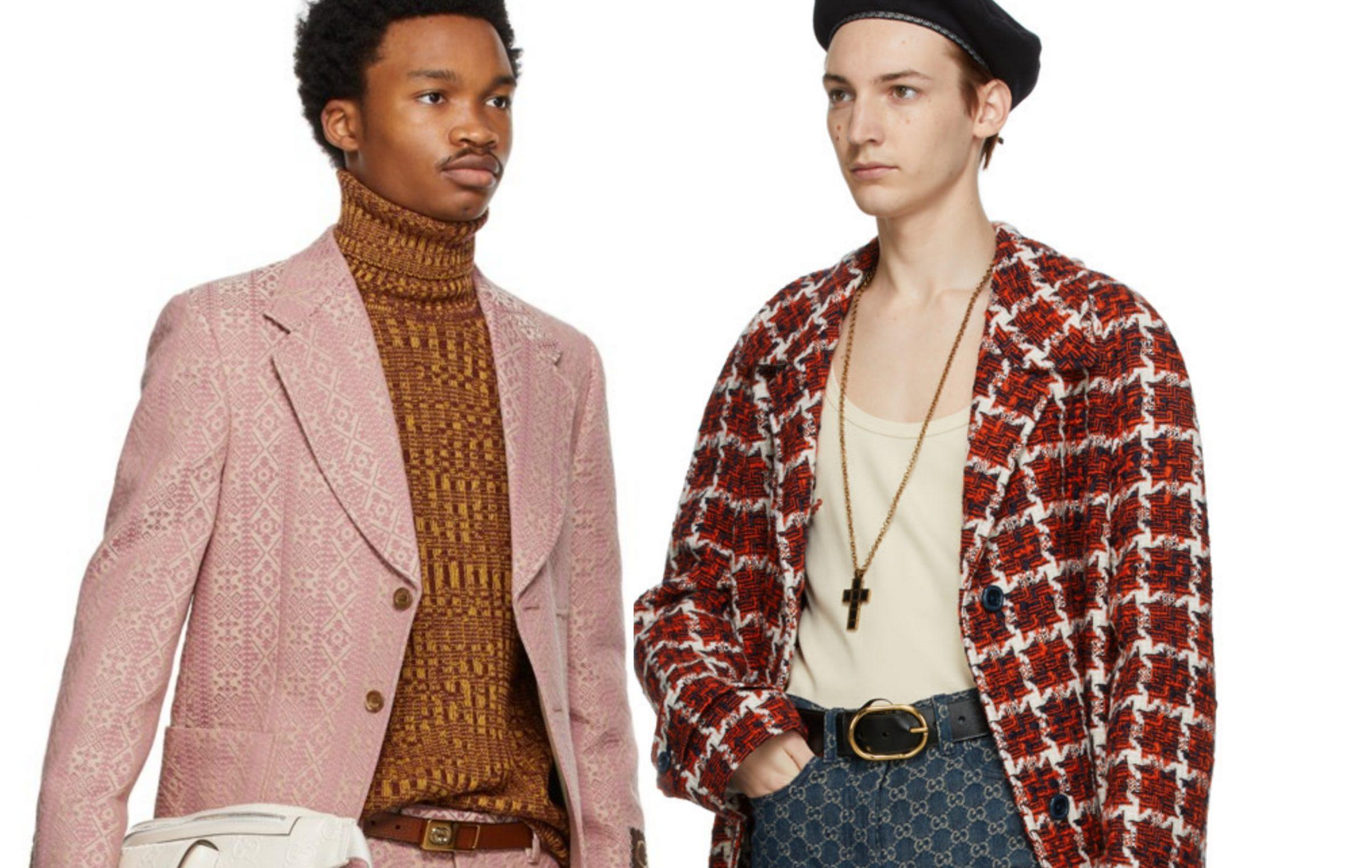 SATC Vibes: Gucci Belt Bag SATC Vibes: Gucci Belt Bag Vanity Teen 虚荣青年 Menswear & new faces magazine