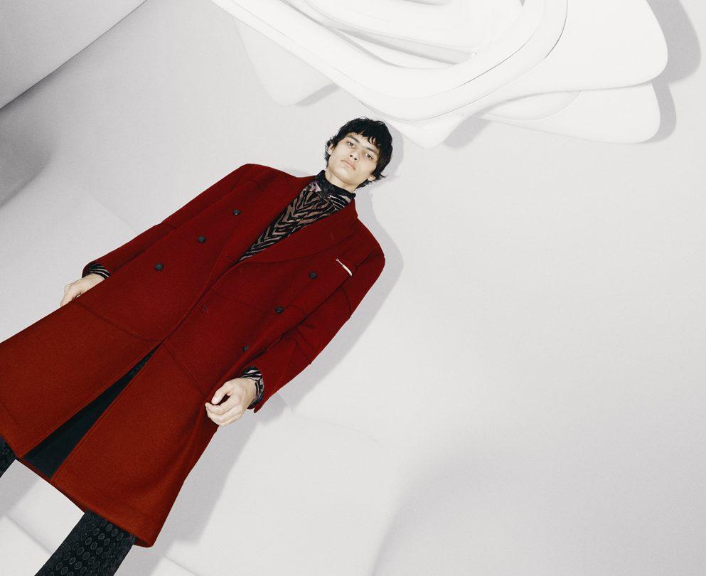 Shoop Fall/Winter 21: Transformation by Inspiration Shoop Fall/Winter 21: Transformation by Inspiration Vanity Teen 虚荣青年 Menswear & new faces magazine