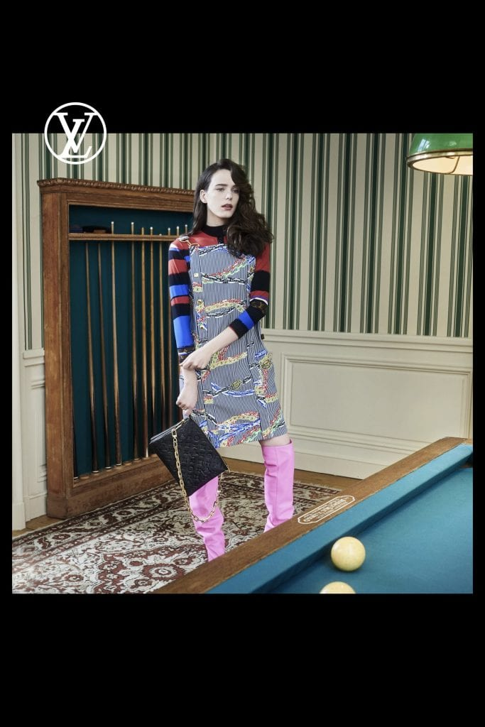 Louis Vuitton Women's Pre-Fall 2021 Collection Louis Vuitton Women's Pre-Fall 2021 Collection Vanity Teen 虚荣青年 Menswear & new faces magazine