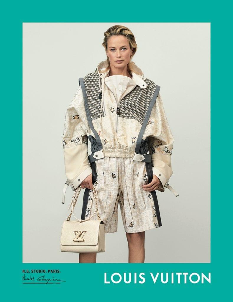 Louis Vuitton SS21 Campaign Louis Vuitton SS21 Campaign Vanity Teen 虚荣青年 Lifestyle & new faces magazine