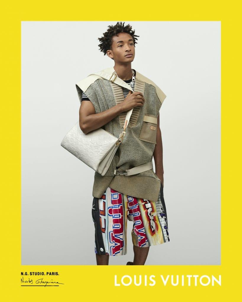Louis Vuitton SS21 Campaign Louis Vuitton SS21 Campaign Vanity Teen 虚荣青年 Menswear & new faces magazine