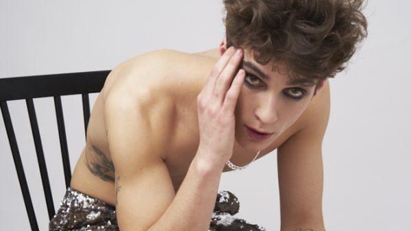 Pablo Martinez by Romain Maurette Pablo Martinez by Romain Maurette Vanity Teen 虚荣青年 Menswear & new faces magazine