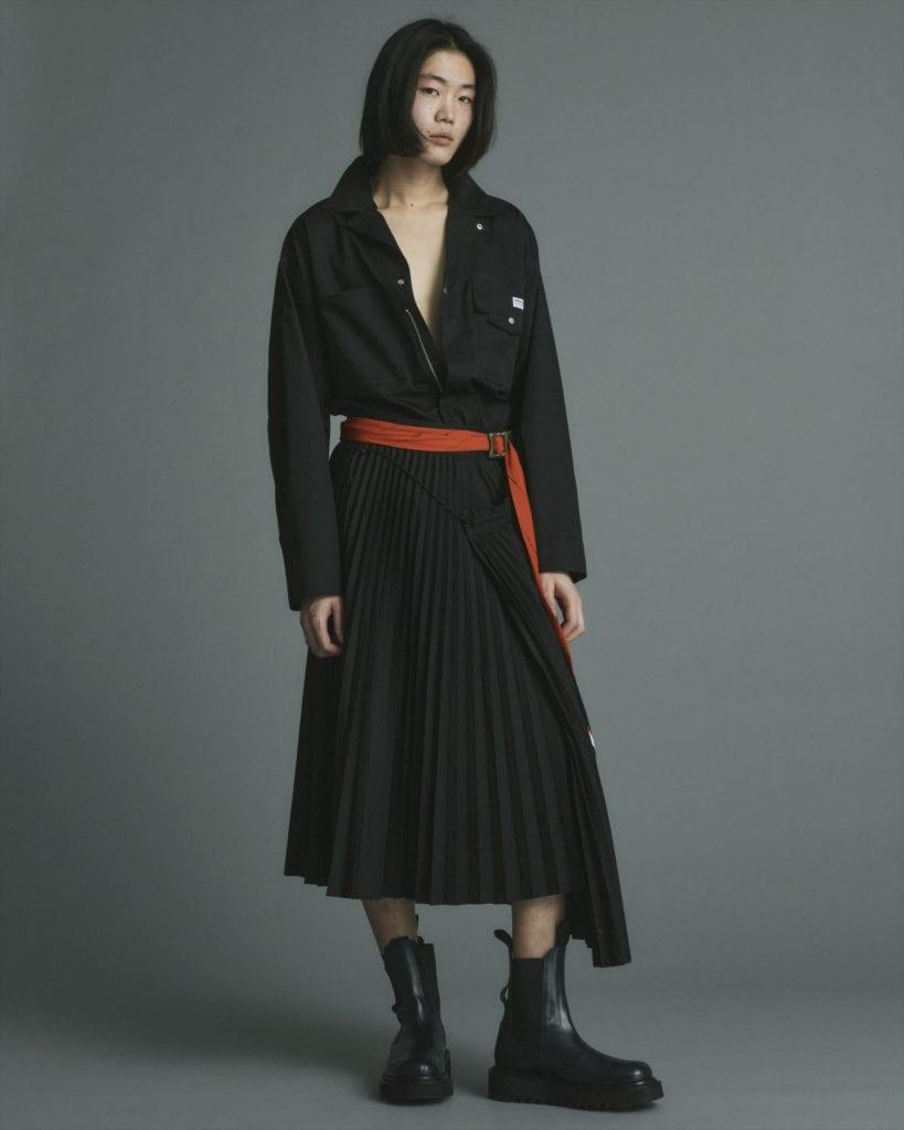 TOGA PULLA Pre-Fall 2021 TOGA PULLA Pre-Fall 2021 Vanity Teen 虚荣青年 Menswear & new faces magazine