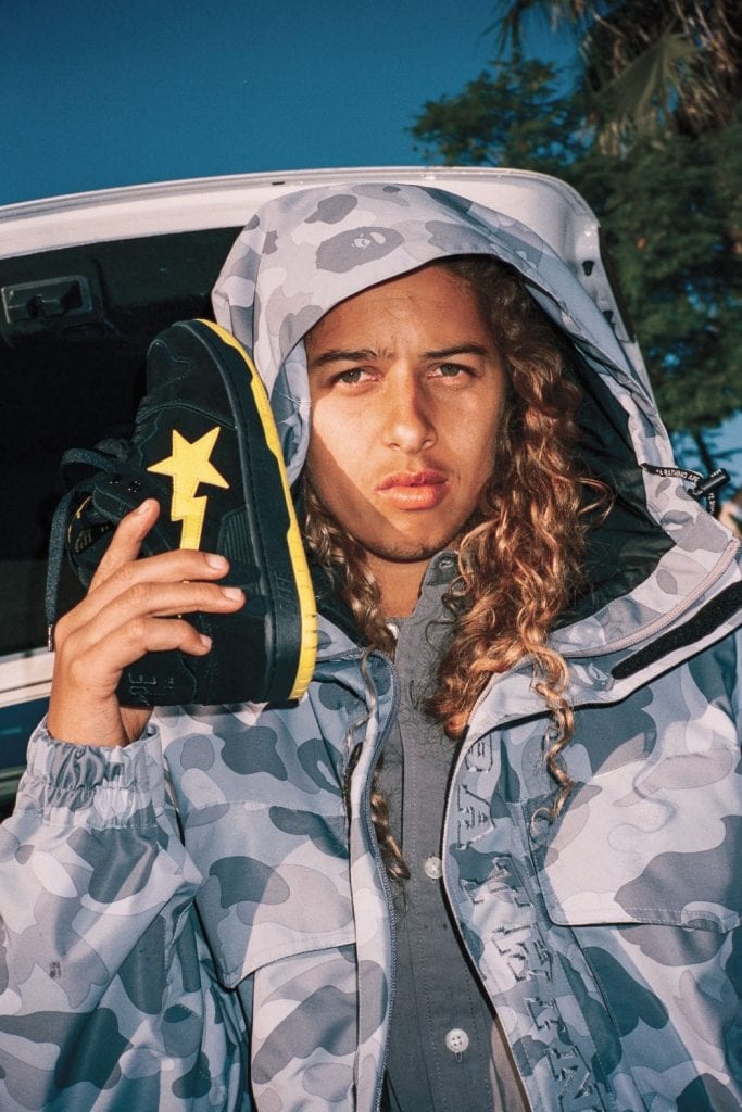 A BATHING APE Launches New STA Sneakers A BATHING APE Launches New STA Sneakers Vanity Teen 虚荣青年 Menswear & new faces magazine