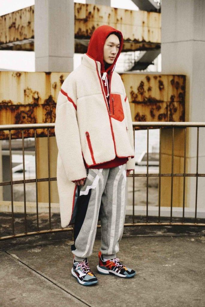 Facetasm F/W 2021 Collection Facetasm F/W 2021 Collection Vanity Teen 虚荣青年 Menswear & new faces magazine