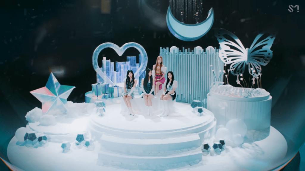 Forever, AESPA's New Single Forever, AESPA's New Single Vanity Teen 虚荣青年 Menswear & new faces magazine