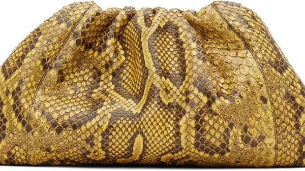 A Snakeskin Bag for Men A Snakeskin Bag for Men Vanity Teen 虚荣青年 Menswear & new faces magazine