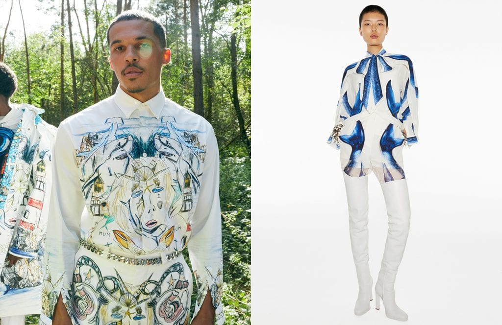 Burberry SS21 Introducing 'In Bloom' Burberry SS21 Introducing 'In Bloom' Vanity Teen 虚荣青年 Menswear & new faces magazine