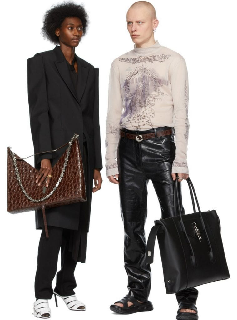 Givenchy for Him, Givenchy for Her. Givenchy for Him, Givenchy for Her. Vanity Teen 虚荣青年 Menswear & new faces magazine