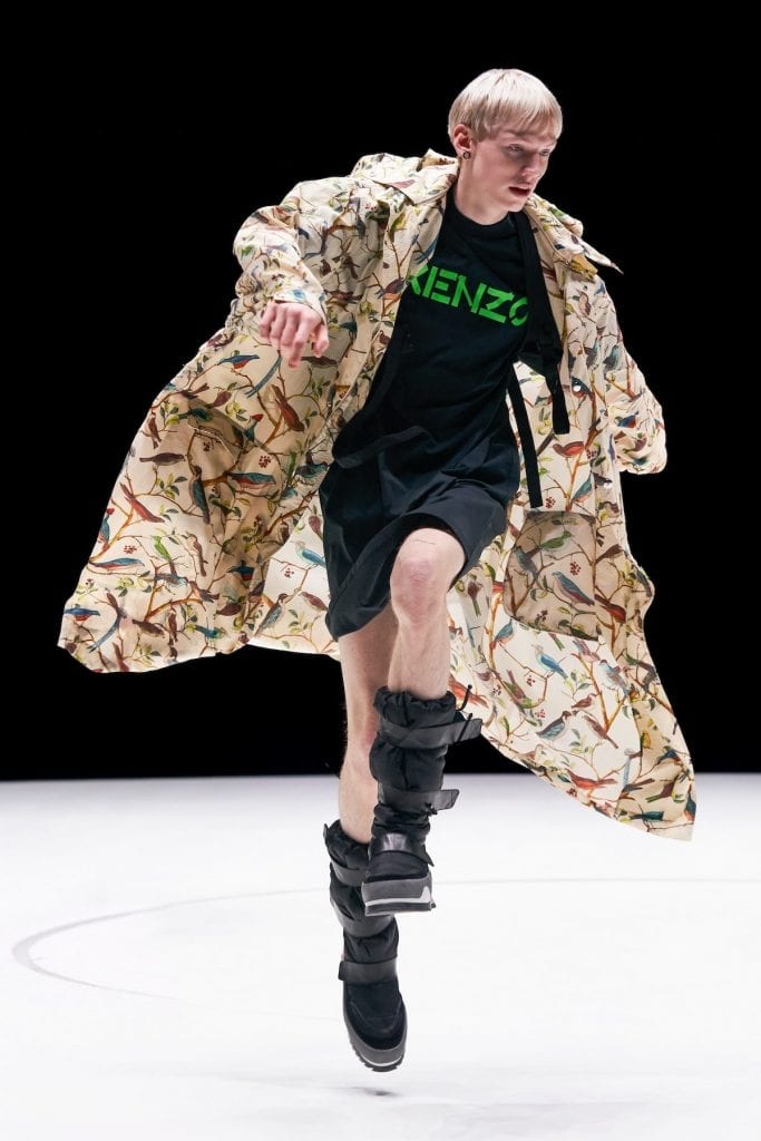 Kenzo F/W 21 Collection Kenzo F/W 21 Collection Vanity Teen 虚荣青年 Menswear & new faces magazine