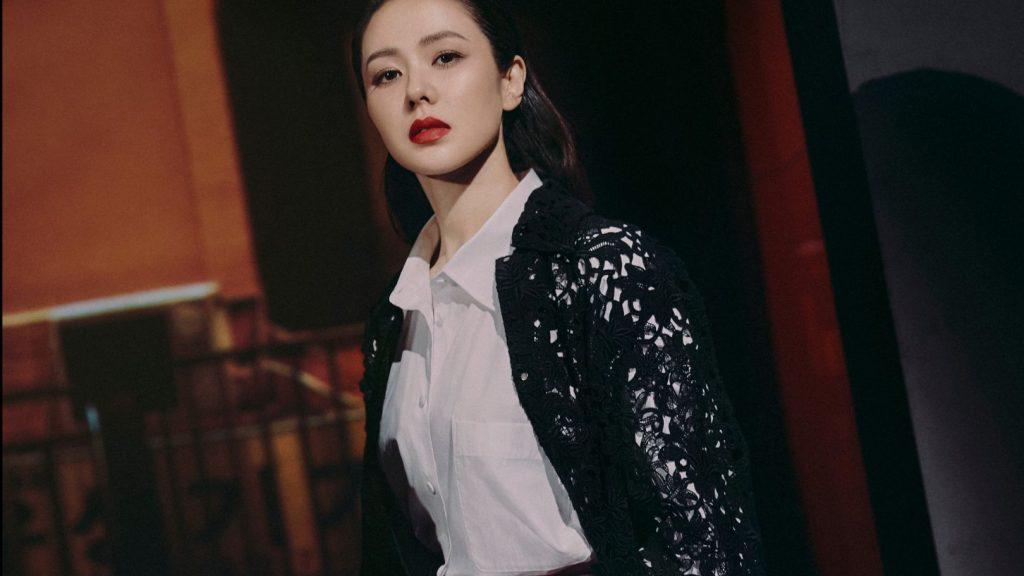 Son Ye-jin, The New Valentino Brand Ambassador Son Ye-jin, The New Valentino Brand Ambassador Vanity Teen 虚荣青年 Menswear & new faces magazine