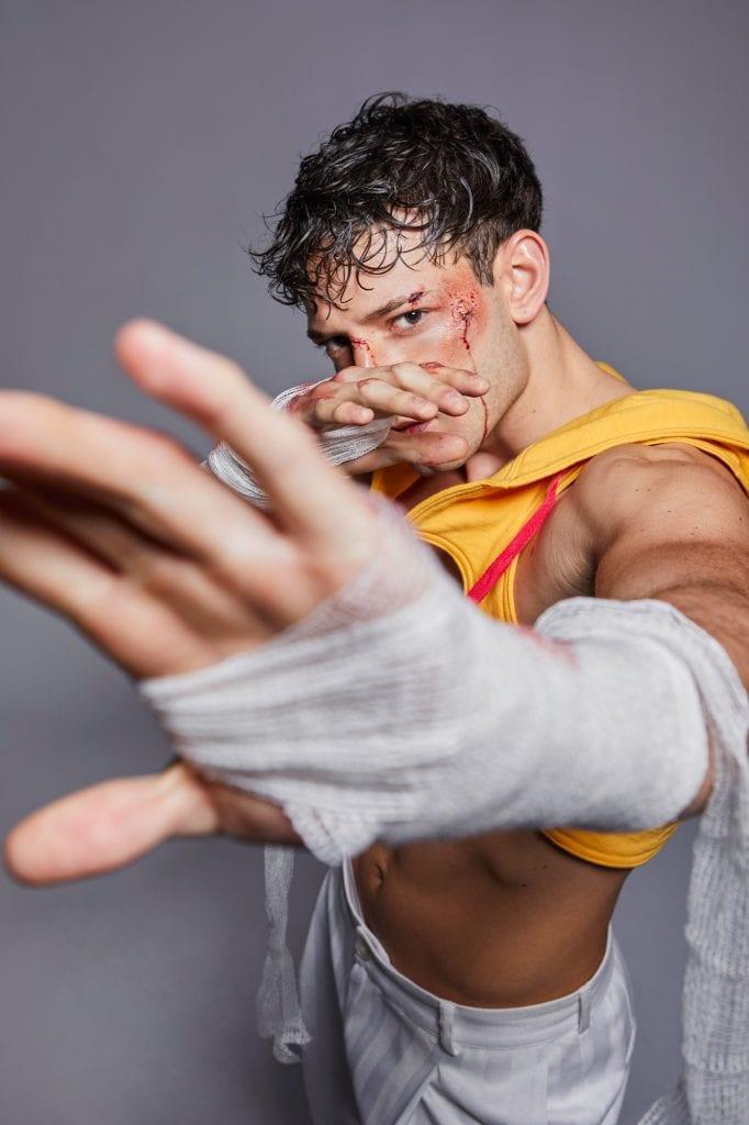 Keep Boxing by Jon Carreño Keep Boxing by Jon Carreño Vanity Teen 虚荣青年 Menswear & new faces magazine