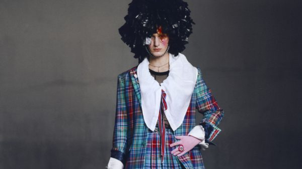 Charles Jeffrey Loverboy F/W 21 Collection Charles Jeffrey Loverboy F/W 21 Collection Vanity Teen 虚荣青年 Menswear & new faces magazine