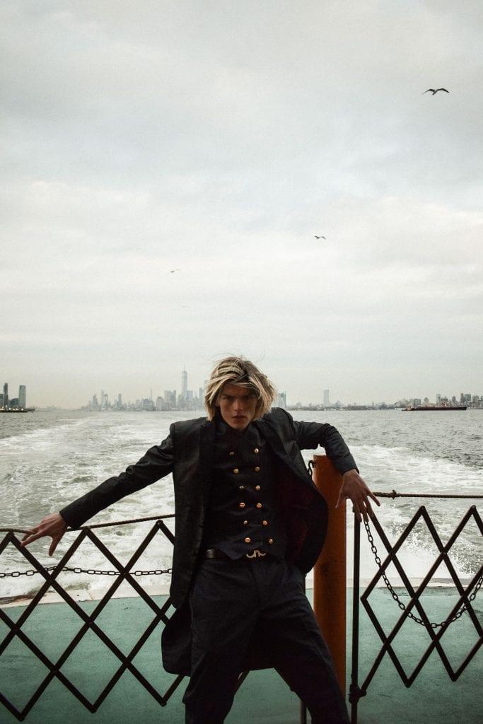 High Seas by Elys Berroteran High Seas by Elys Berroteran Vanity Teen 虚荣青年 Menswear & new faces magazine