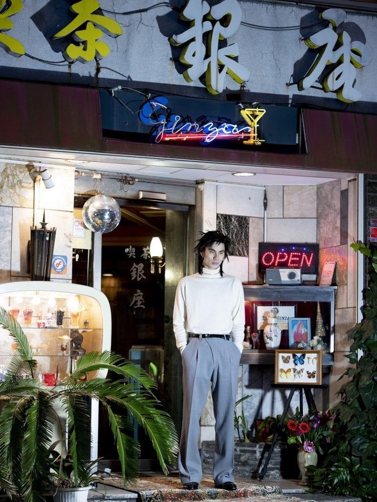 VARAADO Second Collection VARAADO Second Collection Vanity Teen 虚荣青年 Menswear & new faces magazine