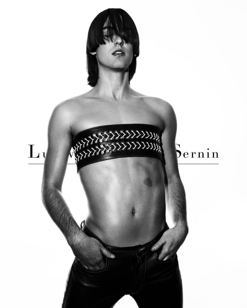 Ludovic de Saint Sernin S/S 21 Campaign Ludovic de Saint Sernin S/S 21 Campaign Vanity Teen 虚荣青年 Menswear & new faces magazine
