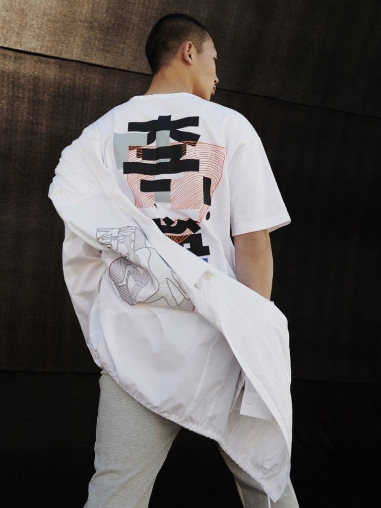Li-Ning S/S 21 Campaign Li-Ning S/S 21 Campaign Vanity Teen 虚荣青年 Menswear & new faces magazine
