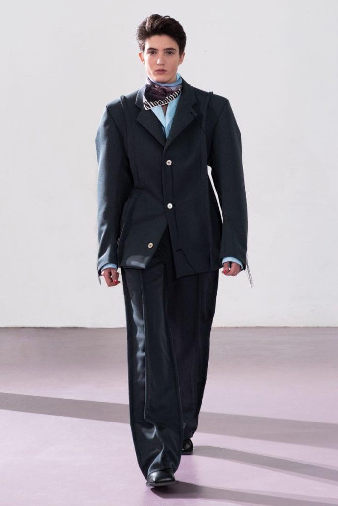 Ninamounah F/W 21 Collection Ninamounah F/W 21 Collection Vanity Teen 虚荣青年 Menswear & new faces magazine