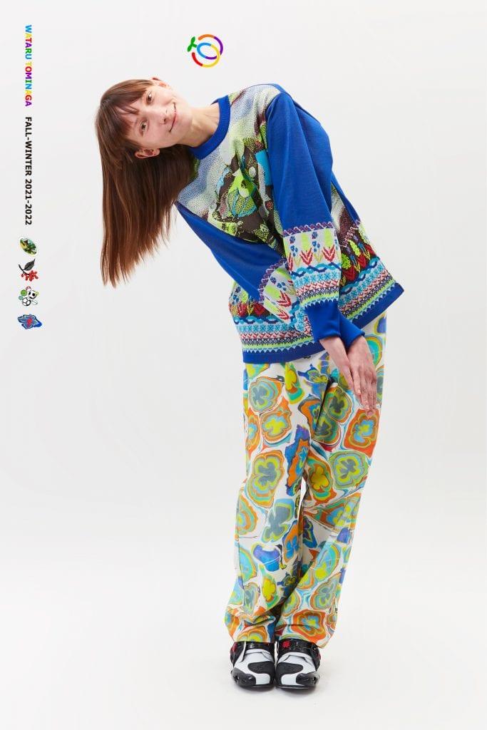 Wataru Tominaga Fall/Winter 2021 Wataru Tominaga Fall/Winter 2021 Vanity Teen 虚荣青年 Menswear & new faces magazine