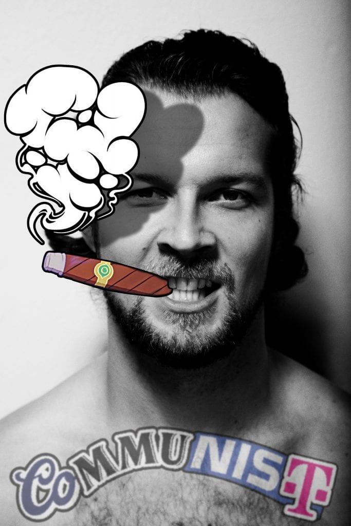 Jani Leinonen: cigarJani