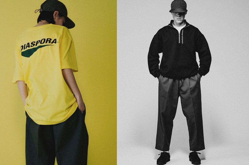 Diaspora skateboards SS21 Diaspora skateboards SS21 Vanity Teen 虚荣青年 Menswear & new faces magazine