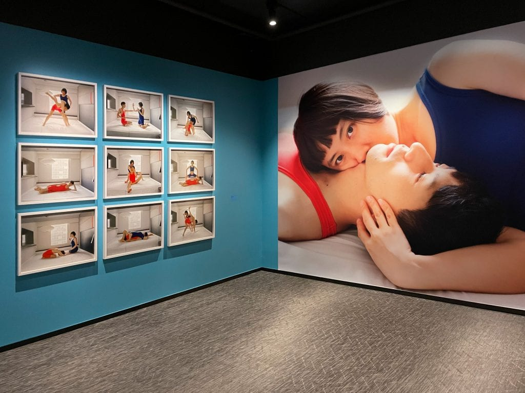 Installation view of Pixy Liao: Your Gaze Belongs to Me.