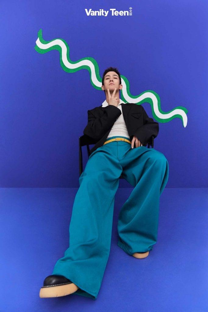 Aarif Lee:I have more than luck (Vanity Teen China) Aarif Lee:I have more than luck (Vanity Teen China) Vanity Teen 虚荣青年 Menswear & new faces magazine