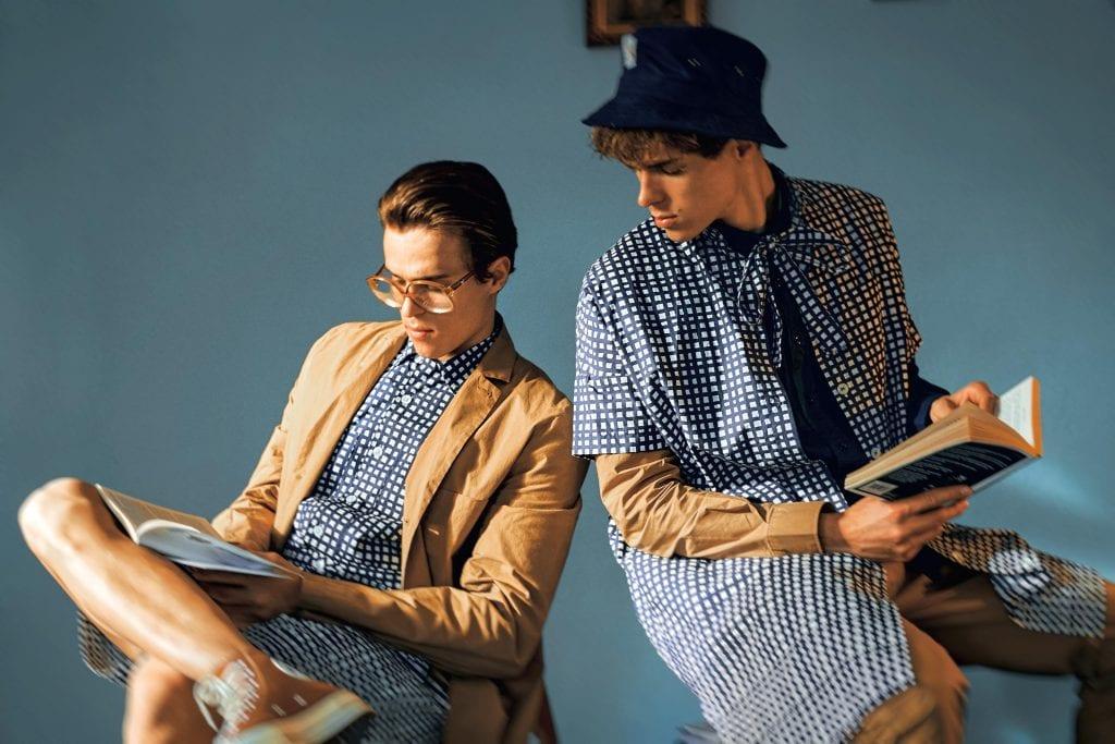 Brotherhood by Baev Maksim Brotherhood by Baev Maksim Vanity Teen 虚荣青年 Menswear & new faces magazine