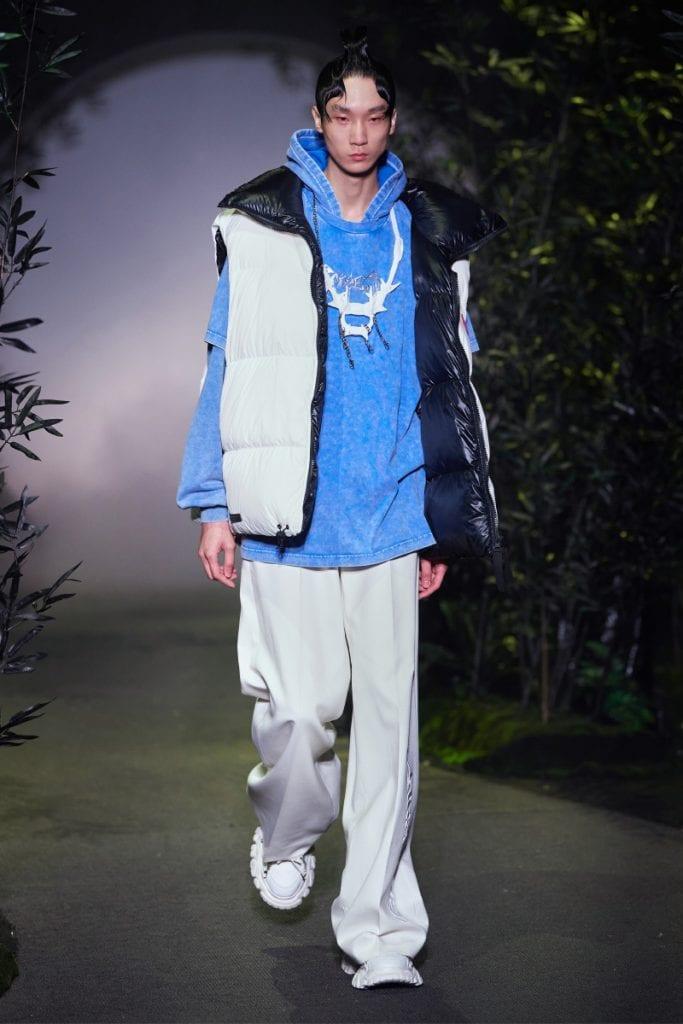 ANGEL CHEN FW 21 Collection ANGEL CHEN FW 21 Collection Vanity Teen 虚荣青年 Menswear & new faces magazine