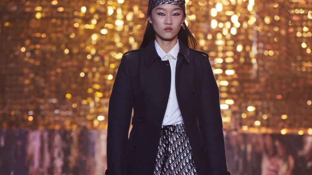 Dior Fall 2021 Collection Dior Fall 2021 Collection Vanity Teen 虚荣青年 Menswear & new faces magazine