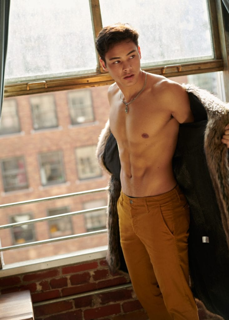 Young Old Soul by Karen Mortenson Young Old Soul by Karen Mortenson Vanity Teen 虚荣青年 Menswear & new faces magazine