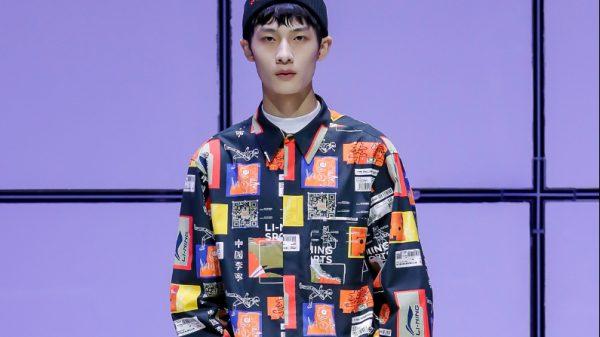 Li-Ning FW 21 Collection Li-Ning FW 21 Collection Vanity Teen 虚荣青年 Menswear & new faces magazine