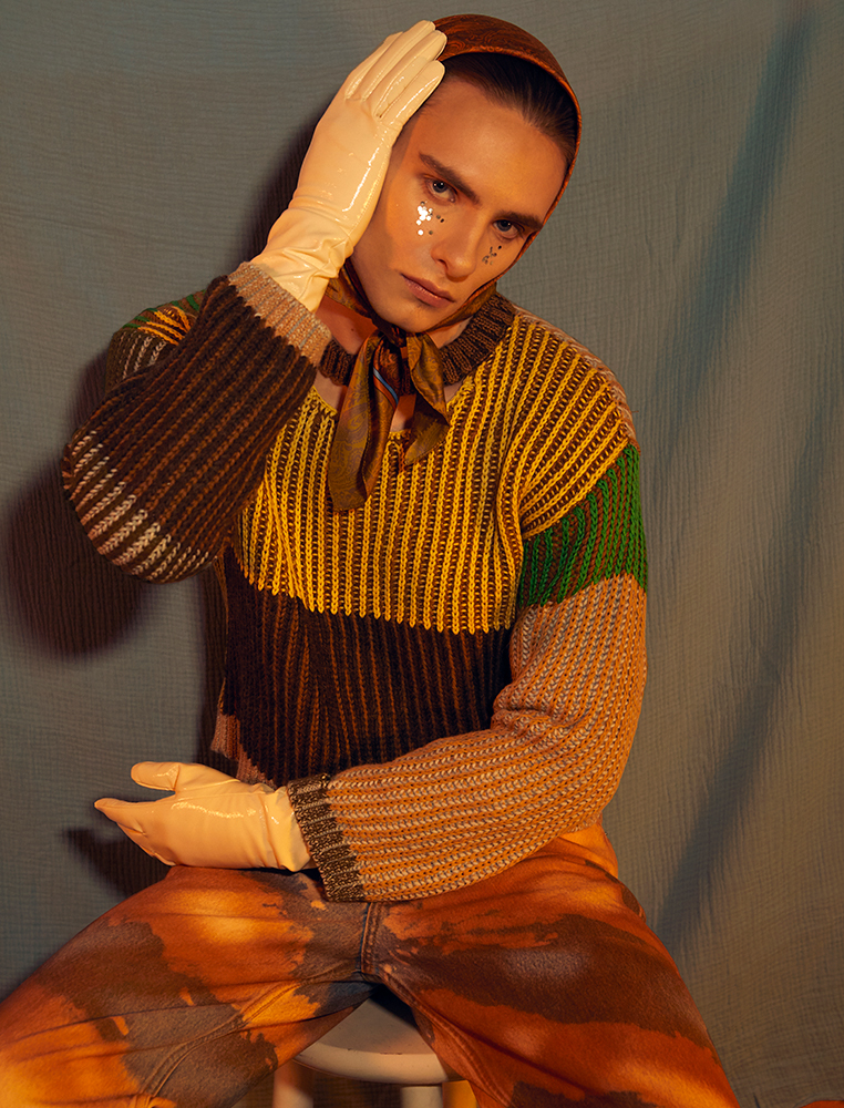 Michael South by Lalo Torres Michael South by Lalo Torres Vanity Teen 虚荣青年 Menswear & new faces magazine