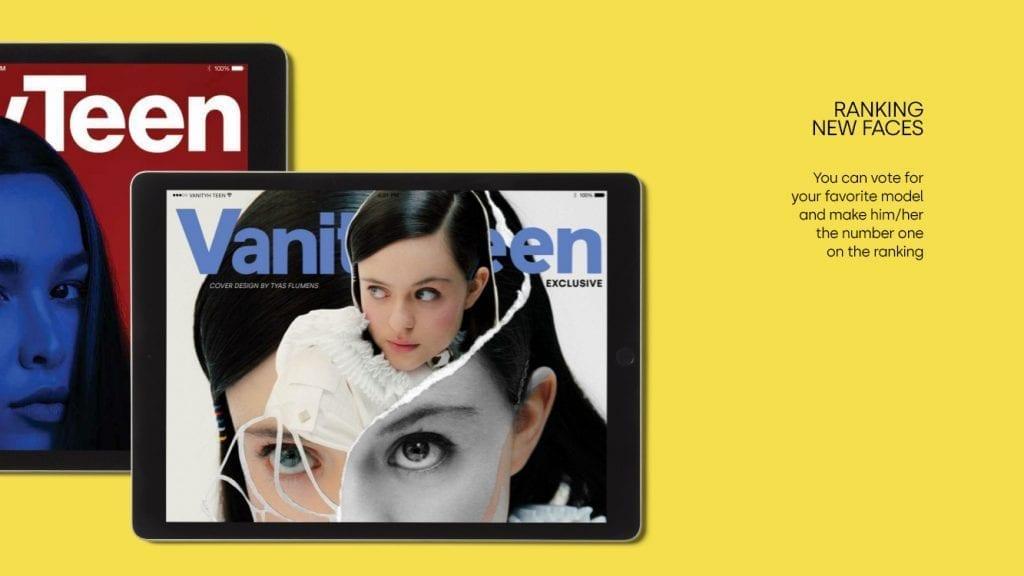 The APP The APP Vanity Teen 虚荣青年 Menswear & new faces magazine