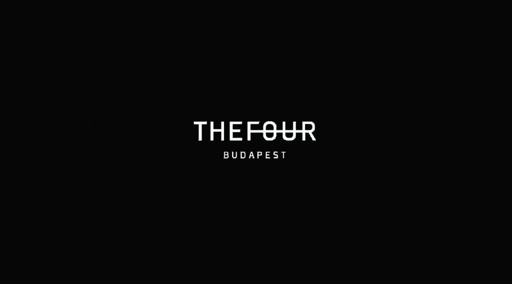 THEFOUR logo