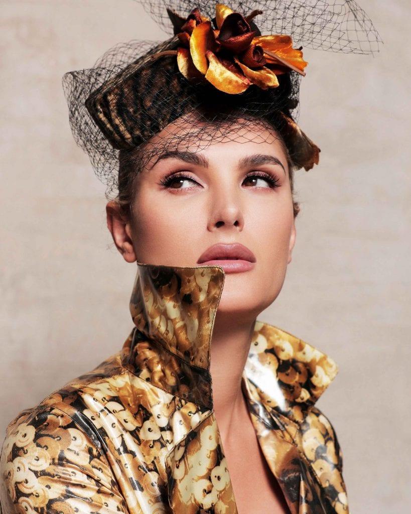 Fariba Rahimi: believe in yourself Fariba Rahimi: believe in yourself Vanity Teen 虚荣青年 Menswear & new faces magazine