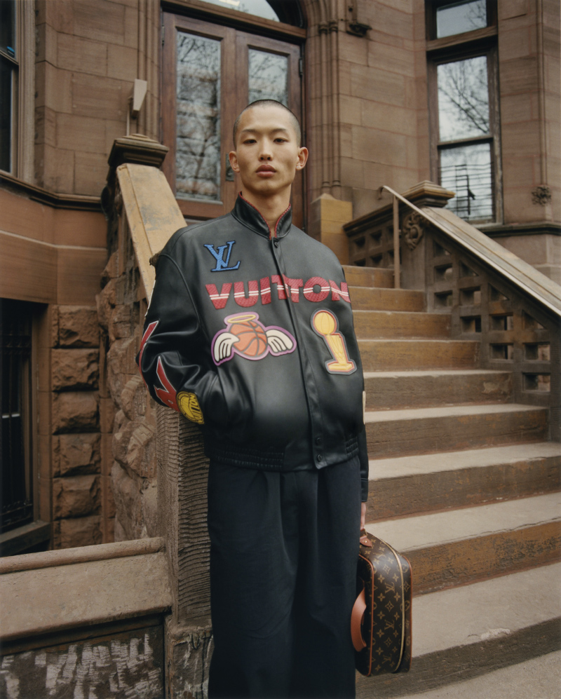 Louis Vuitton x NBA Pre-Fall 21 Collection Louis Vuitton x NBA Pre-Fall 21 Collection Vanity Teen 虚荣青年 Menswear & new faces magazine