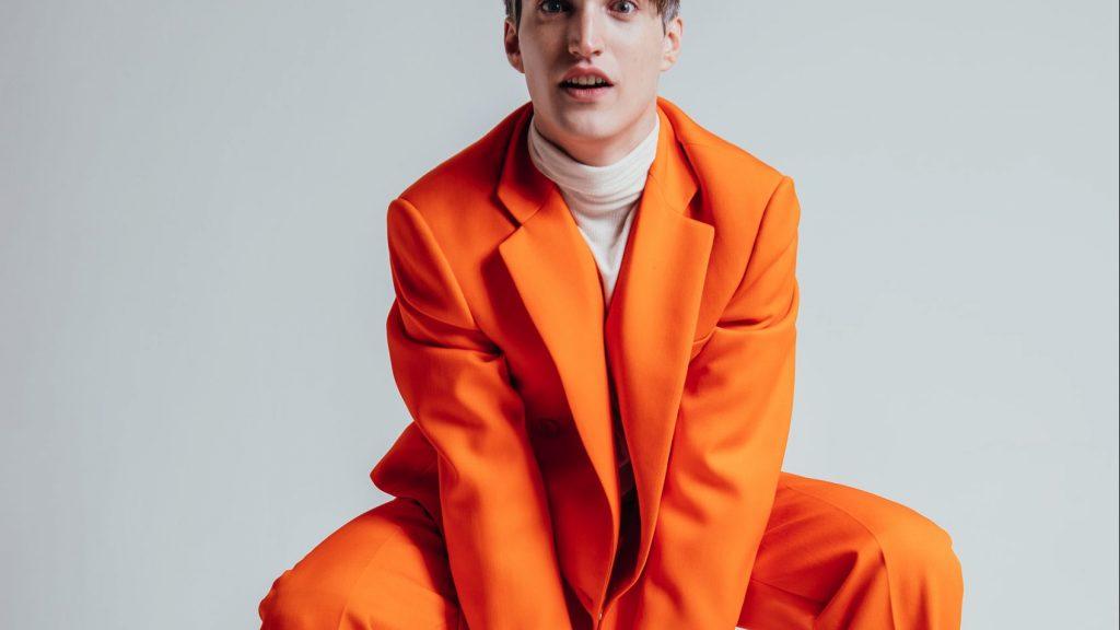 Rocco Fasano: an inner calling Rocco Fasano: an inner calling Vanity Teen 虚荣青年 Menswear & new faces magazine