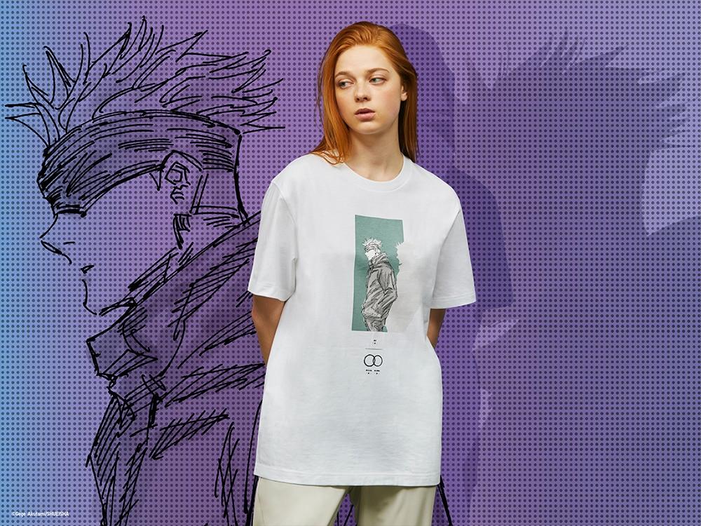 Jujutsu Kaisen x Uniqlo: Cursed T-shirt Fashion Domain Expansion Jujutsu Kaisen x Uniqlo: Cursed T-shirt Fashion Domain Expansion Vanity Teen 虚荣青年 Menswear & new faces magazine