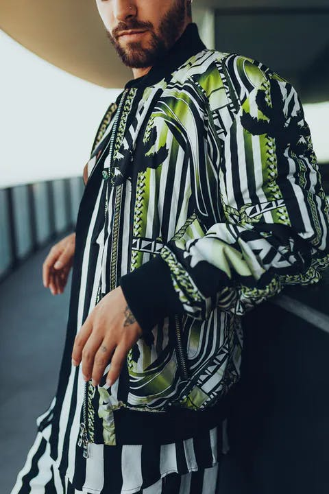 Balmain x Maluma Collection Balmain x Maluma Collection Vanity Teen 虚荣青年 Menswear & new faces magazine