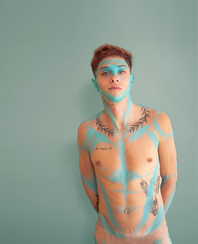 True Blue by Fernando Bruno True Blue by Fernando Bruno Vanity Teen 虚荣青年 Menswear & new faces magazine