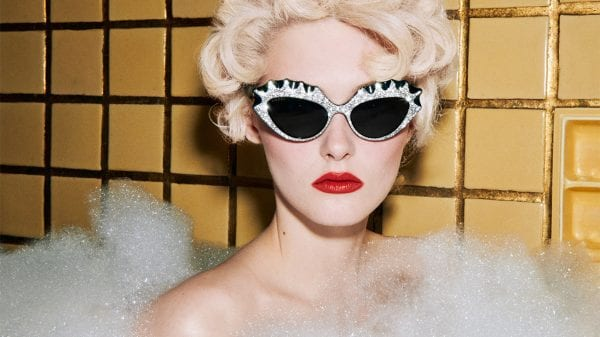 Gucci Hollywood Forever Eyewear Gucci Hollywood Forever Eyewear Vanity Teen 虚荣青年 Menswear & new faces magazine