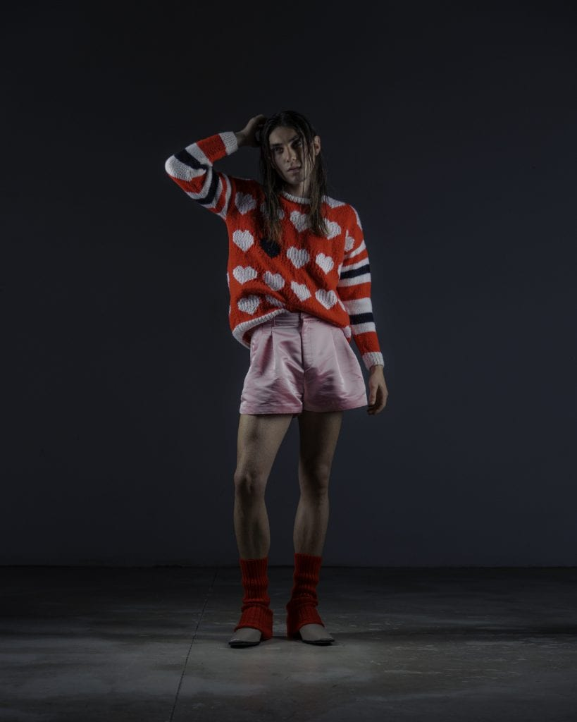 Iago Otero Capsule Collection Iago Otero Capsule Collection Vanity Teen 虚荣青年 Menswear & new faces magazine