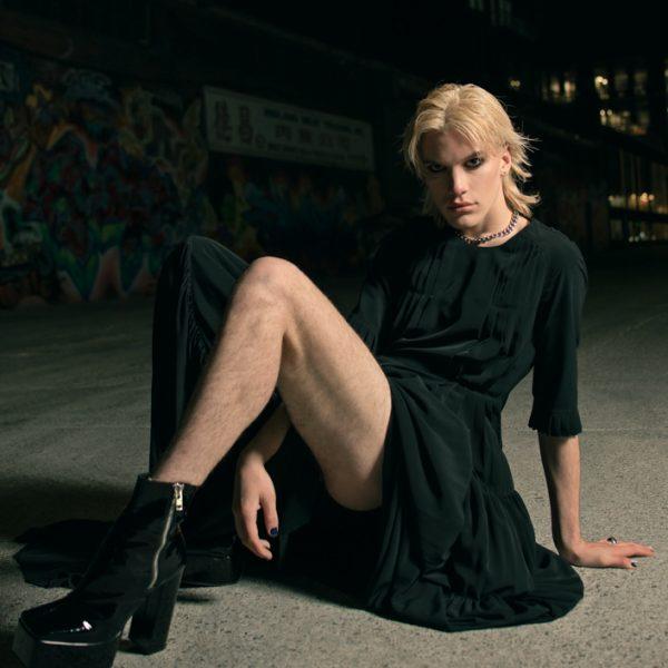 Little Black Dress by Chris Fucile Little Black Dress by Chris Fucile Vanity Teen 虚荣青年 Menswear & new faces magazine